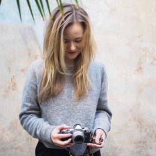 365 days with Ida Olympus kamera