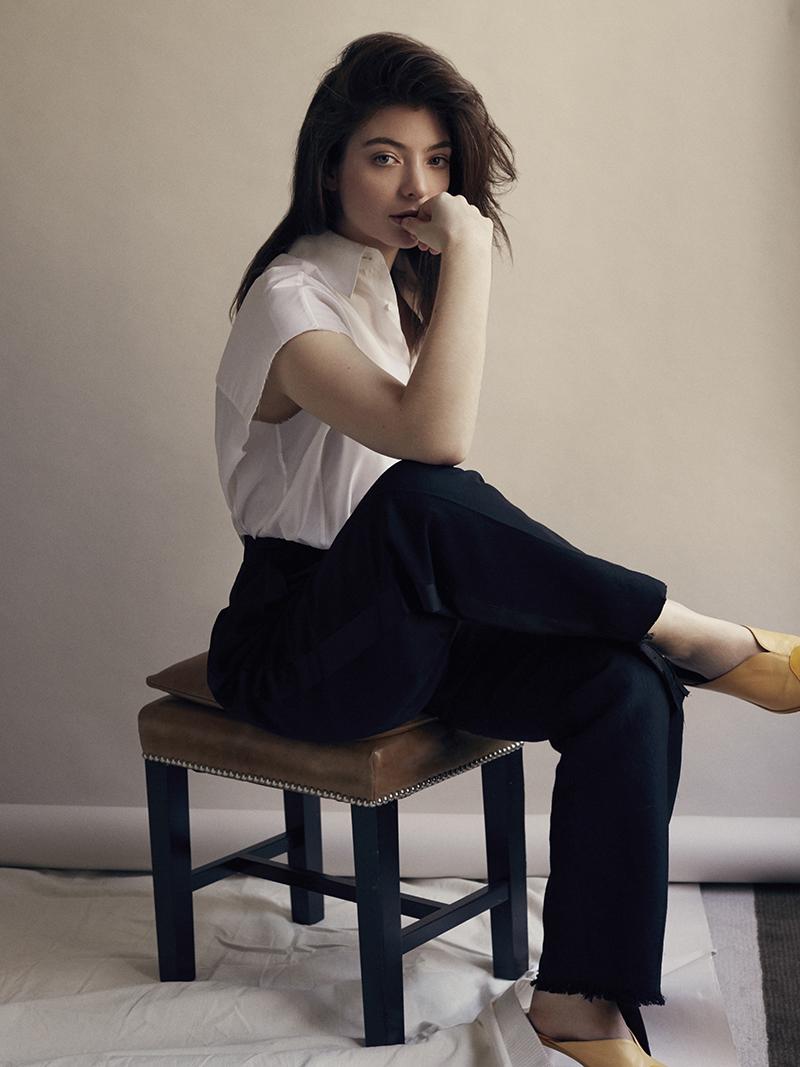 Lorde - haastattelu - ida365