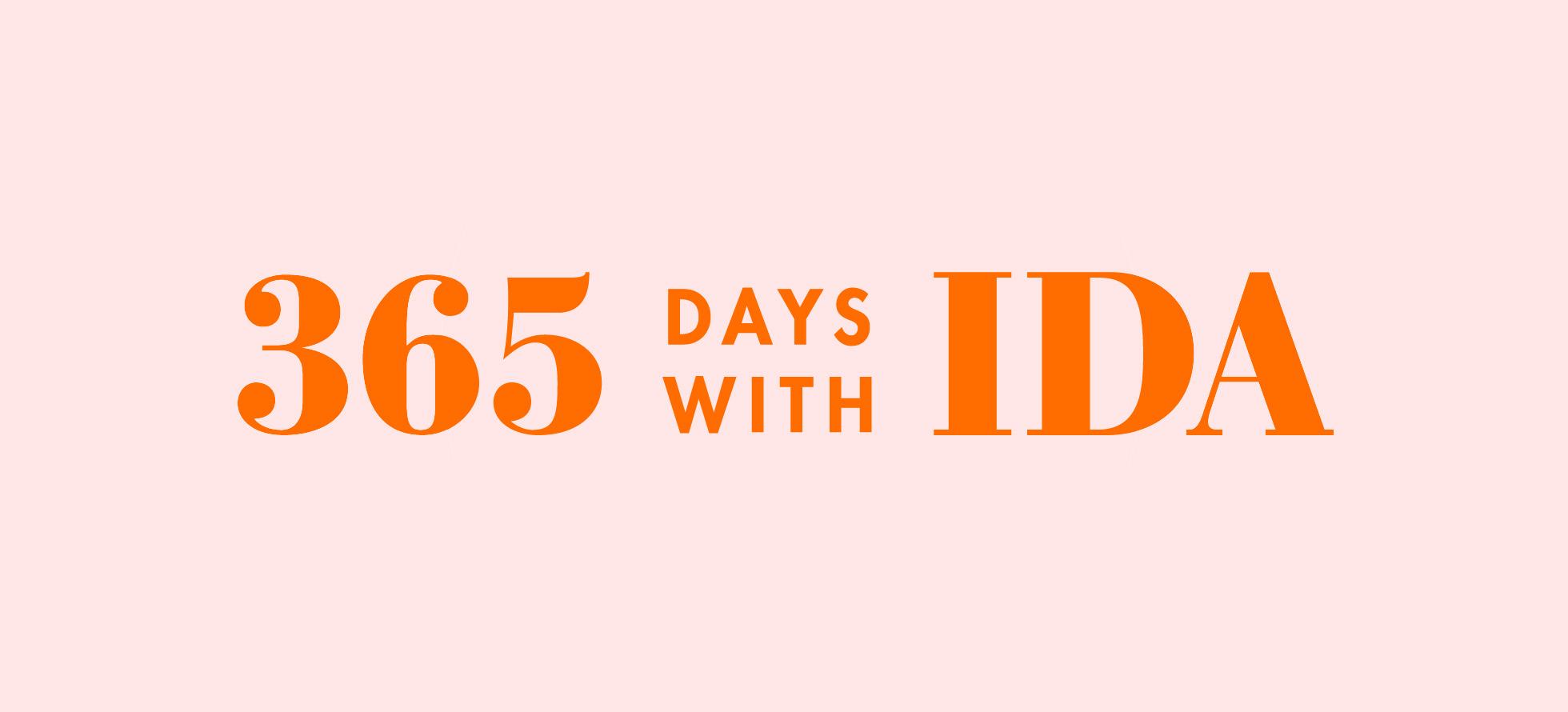 365 days with Ida