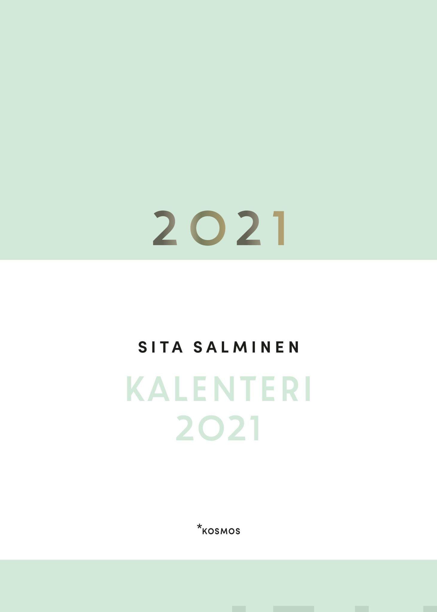 Sita Salminen 2021 kalenteri
