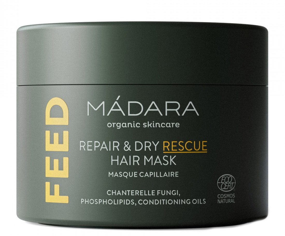 Madaran Feed-sarjan Repair & Dry Rescue Hair Mask